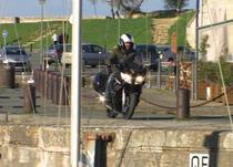 Laurent Cochet pe Yamaha FJR 1300