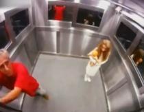 Fantoma din lift