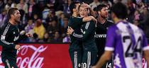 Ozil, doua goluri contra celor de la Valladolid