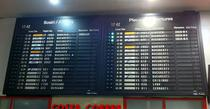 Aeroport Timisoara_tabela zboruri 1