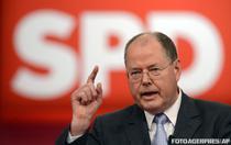 Peer Steinbruck, nominalizarea SPD pentru functia de cancelar al Germaniei