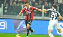 Milan, eliminata de Juventus