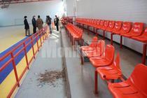 FOTOGALERIE Sala de sport din Bosanci, Suceava