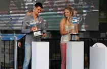 Djokovic si Azarenka, ultimii castigatori de la AO