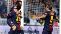 Barcelona, victorie clara la Malaga