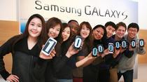 Seria Galaxy S a vandut 100 milioane de unitati
