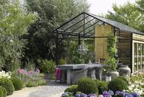 Burgundian Garden