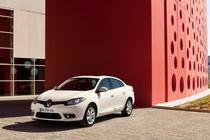 Renault Fluence Facelift 2013