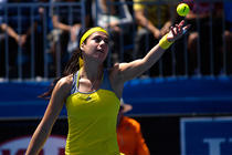 Sorana Carstea, la Australian Open