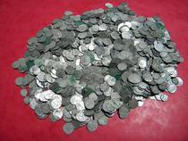 Tezaur monetar descoperit in Dolj
