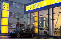 Showroom Opel