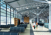 Terminalul de plecari - Aeroport Brasov