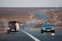 Autotrazile primesc mai putini bani in 2013