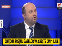 Daniel Chitoiu la RealitateaTV