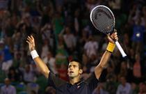 Novak Djokovic, prea puternic pentru David Ferrer