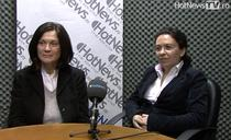 Mona Opran si Cristina Gheorghe