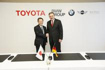 BMW si Toyota extind colaborarea