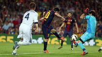 Inca un duel intre Barcelona si Real Madrid
