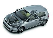 Volkswagen Golf 4MOTION 2013 Haldex 5