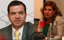 Valentin Mircea si Diana Ungureanu