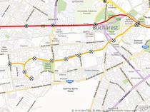 Traseul magistralei de metrou M5