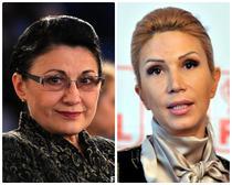 Ecaterina Andronescu si Raluca Turcan