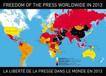 Harta libertatii presei
