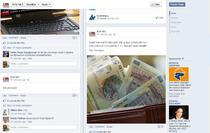 Pagina RTV de pe Facebook a redevenit functionala