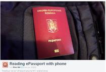 Cat de sigur este pasaportul electronic?