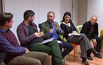 Cristina Iordache, Mugur Ciumageanu, Vlad Mixich si Mircea Toma au discutat despre ce este binele