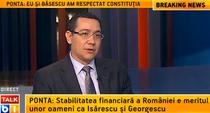 Victor Ponta la B1