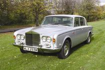 Rolls-Royce Silver Shadow care a apartinut lui Freddie Mercury