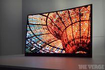 Noul televizor cu ecran curbat