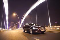 Test Drive cu Jaguar XF Facelift