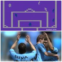 Evolutia jocurilor de fotbal