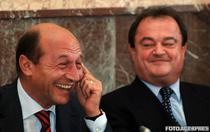 Basescu si Blaga, in 2006