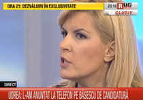 Elena Udrea la RTV
