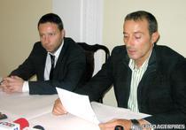 Valentin Preda impreuna cu Radu Mazare