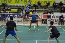 FOTOGALERIE Badminton, Turneul Campionilor Li-Ning Chiajna 2013