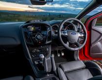 Ford Focus ST cu volan pe dreapta