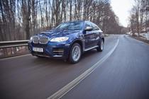 Test Drive cu BMW X6 M50d