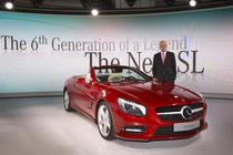 Dieter Zetsche, CEO al Daimler