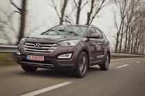 Test Drive cu noul Hyundai Santa Fe