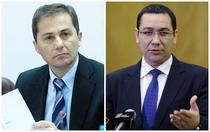 Daniel Morar si Victor Ponta