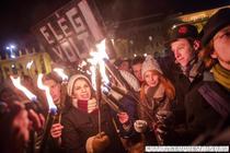 Protestele studentilor din Ungaria