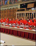 conclav la Vatican
