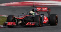 McLaren foloseste motoarele Mercedes
