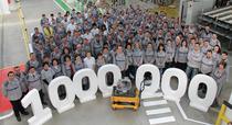 Cutia de Viteze TLx cu numarul 1.000.000