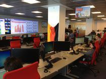 Centrul regional de operatiuni al Vodafone din Pipera