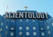 Sediu al Bisericii Scientologice, in Los Angeles